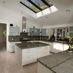 contemporary kitchen by Ashford Associates