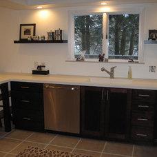 Contemporary Kitchen New Kitchen