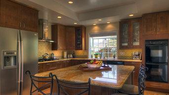 New kitchen in addition