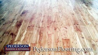 New London, NH Wood Floor Refinishing