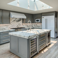 Contemporary Kitchen by Surfaces USA