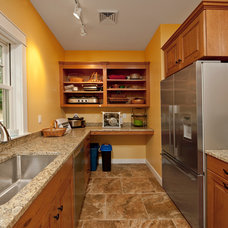 Traditional Kitchen by PATCO Construction, Inc.