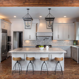 new meets old kitchen remodel