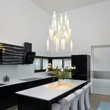 Contemporary Kitchen by Light In Art