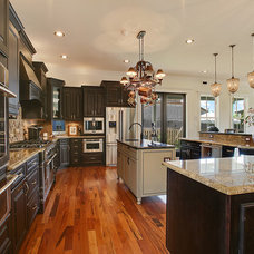 traditional kitchen by Vision Investment Group NOLA