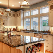 Traditional Kitchen by Renovation Design Group