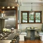 New shingle style residence mendham borough victorian for Boro kitchen cabinets inc