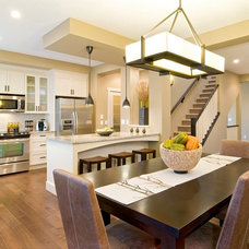 Contemporary Kitchen by Sabal Homes