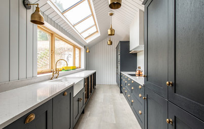 18 Times UK Homeowners Used Kitchen Panelling To Great Effect