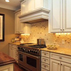 Traditional Kitchen by Jim Black