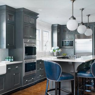 New Traditionalist Cottage, Kitchen Design