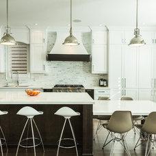 Transitional Kitchen by Element Kitchens