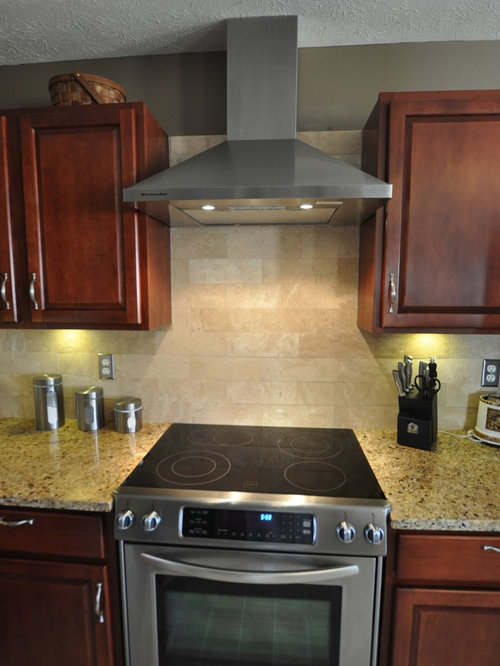 Gold Granite Countertop | Houzz