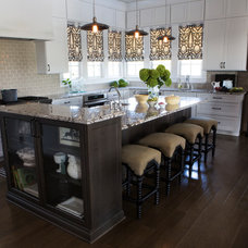 Farmhouse Kitchen by R. Cartwright Design