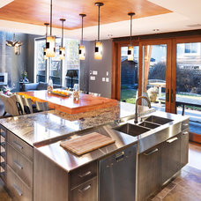 Eclectic Kitchen by Martin Knowles Photo/Media