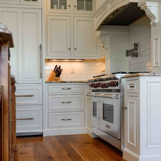 Traditional Kitchen by K.D. Woods Company