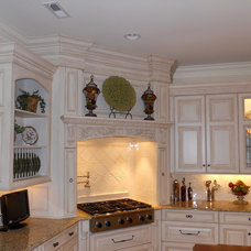 Traditional Kitchen by Wood Products, Inc.