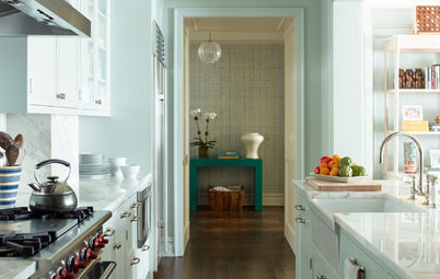 Houzz Tour: A Fresh and Family-Friendly Look in New York City