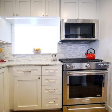 New York Upper East Side Kitchen Renovation