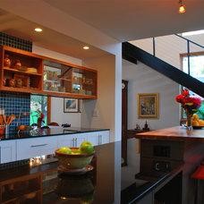 Modern Kitchen by Bork Design, Inc.