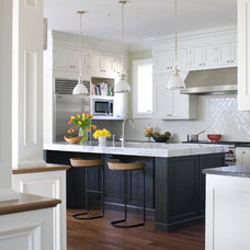 Traditional Kitchen by Rob Luckett Builders