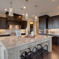 Traditional Kitchen by Newmark Homes