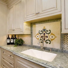 Traditional Kitchen by Spinnaker Development
