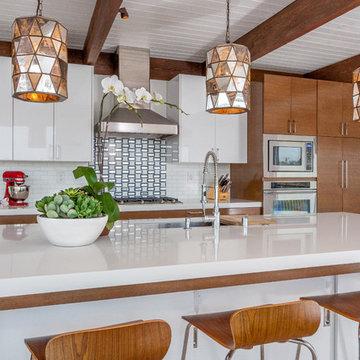 Newport Beach MidCentury Modern Home