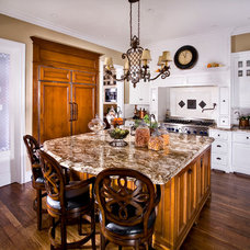 traditional kitchen by GRADY-O-GRADY Construction & Development, Inc.