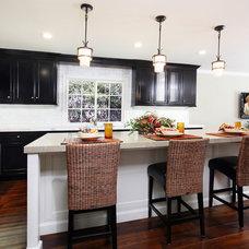Traditional Kitchen by Spinnaker Development