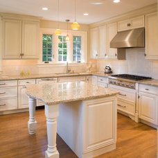 Traditional Kitchen by Suburban Renewal Inc