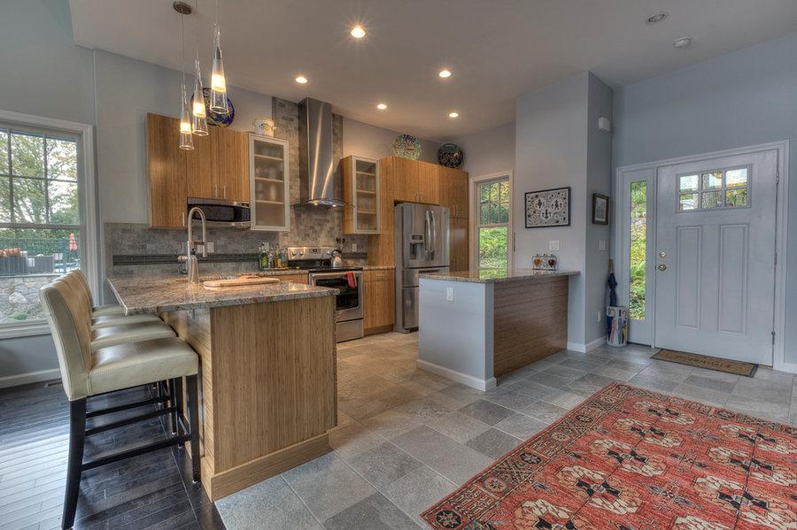 Newtown Modern Kitchen