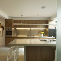 contemporary kitchen by Sam Crawford Crawford Architects