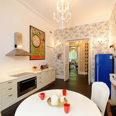 Traditional Kitchen by Callender Howorth