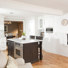 Traditional Kitchen by The Neil Kelly Company