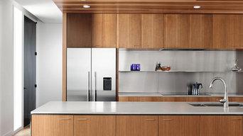 Nick Deaver House Scandi-Style Kitchen