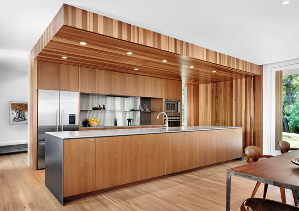 Contemporary Kitchen by Fisher & Paykel Appliances UK & Ireland