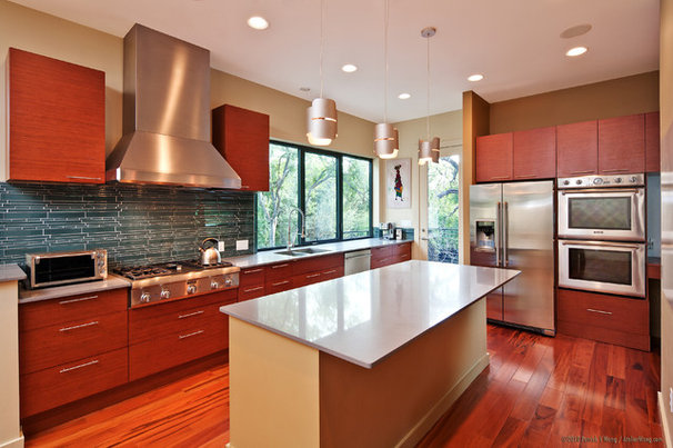 Contemporary Kitchen by Nick Mehl Architecture