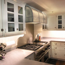 Traditional Kitchen Hoods And Vents by Texas Lightsmith