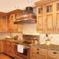 Traditional Kitchen by Rangecraft Manufacturing