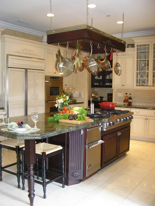 Center island with stove ideas pictures remodel and decor for Center kitchen island ideas
