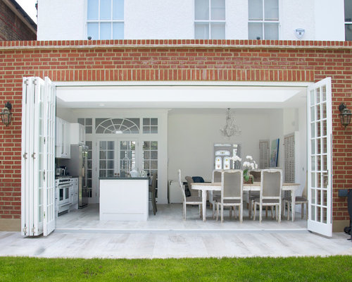 Folding Exterior Door | Houzz