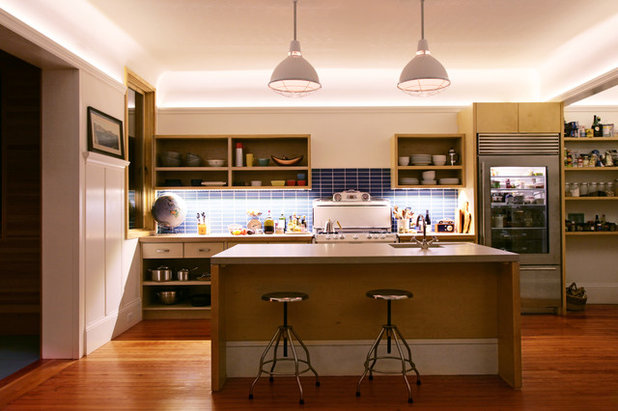 Contemporary Kitchen by Craig O'Connell Architecture