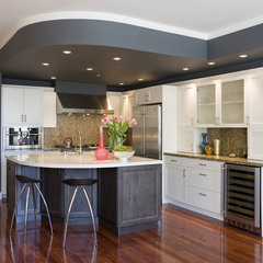 contemporary kitchen by Brian Dittmar Design, Inc.