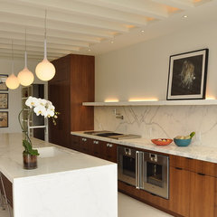 contemporary kitchen by Ian Stallings