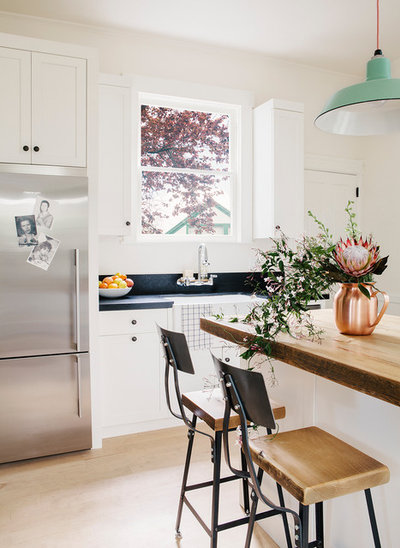 Scandinavian Kitchen by SVK Interior Design