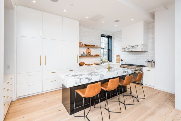 Contemporary Kitchen by ASG Construction Group