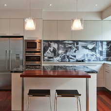 Contemporary Kitchen by Key Piece