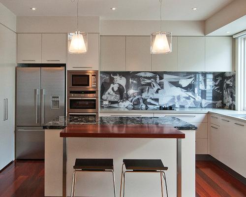 saveemail - Kitchen Backsplash Modern