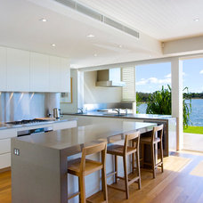Contemporary Kitchen by Tim Ditchfield Architects